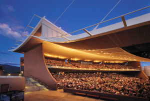 Transportation to the Santa Fe Opera